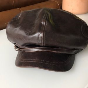 OFFERS WELCOME! Nine West Newsgirl Cabbie Hat